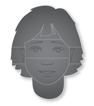 Child Head and Face