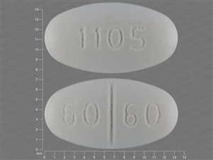 Image of Isosorbide Mononitrate Extended Release