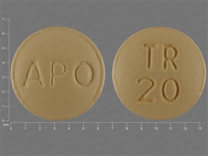 Image of Trospium Chloride