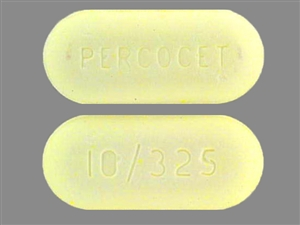 Image of Percocet 10/325