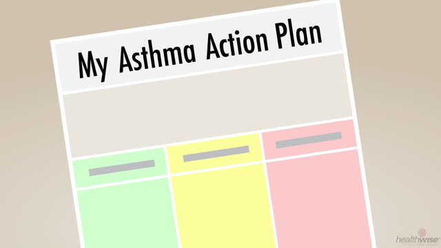 Asthma Action Plan