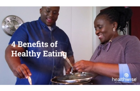 4 Benefits of Healthy Eating