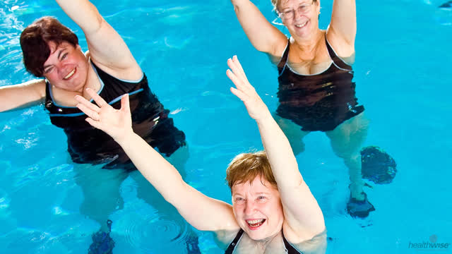 Older Adults: Getting Active After a Health Scare