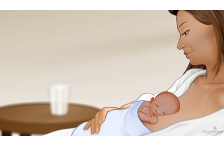 Kangaroo Care for Your Baby and You