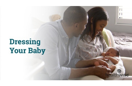 Dressing Your Baby