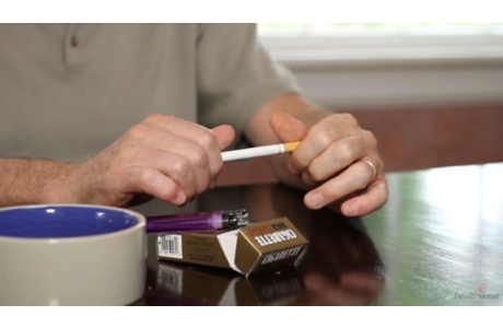 COPD: Time to Decide About Smoking