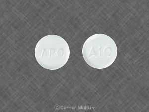 Image of Alendronate 10 mg-APO