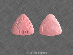 Image of Imitrex 100 mg-New