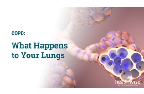 What Happens to Your Lungs in COPD
