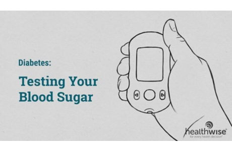 Testing Your Blood Sugar