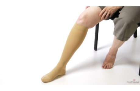 Using Compression Stockings