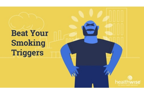 Beat Your Smoking Triggers